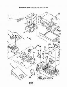 Kenmore Vacuum Cleaner Parts