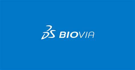 biovia scientific innovation dassault systemes