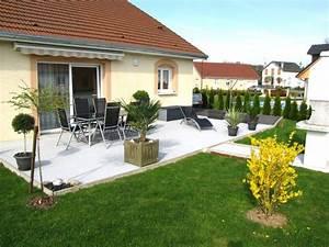 amenagement d une terrasse exterieure 2 terrasse est With amenagement d une terrasse