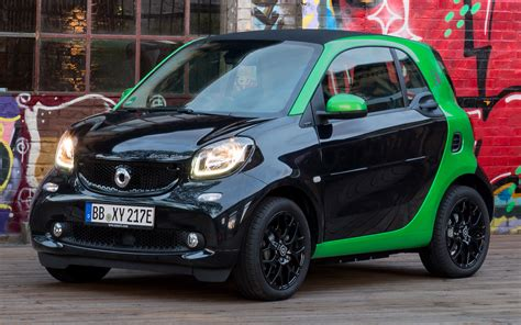 2017 Smart Fortwo Electric Drive