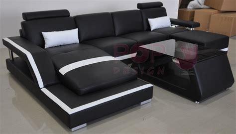 faire briller un canapé en cuir canapé d 39 angle panoramique design en cuir tosca xl
