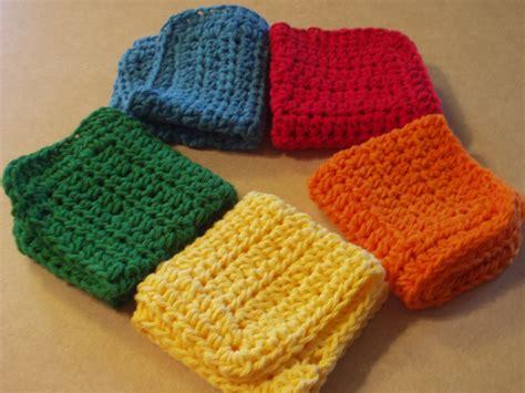 free crochet dishcloth patterns crochet my favorite dishcloth yarnchick40