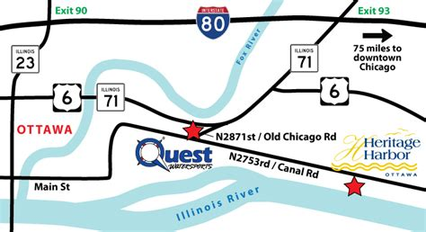 Quest Boat Club Road by Quest Locations Directions
