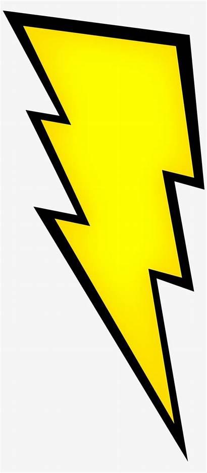 Bolt Lightning Clipart Cliparts Pngkit