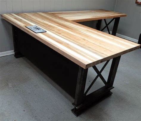 industrial office desk handmade luxury industrial office furniture by steel