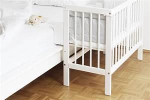 Bett Hemnes Ikea : dieses baby beistellbett passt auch an ein ikea malm bett new swedish design ~ Orissabook.com Haus und Dekorationen