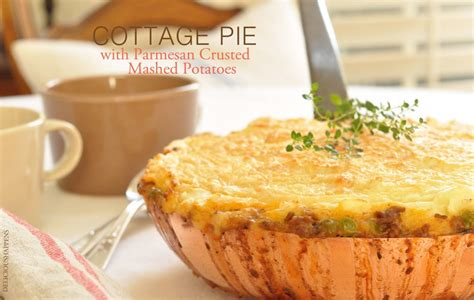 cottage pie basic recipe cottage pie