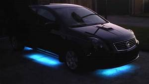 Seven Color Underglow Kit - 08 Nissan Sentra