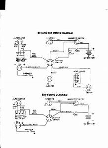 I Need A Wireing Diagram For A Gravely Tractor Model 814 With A Kohler Model K321s Engine