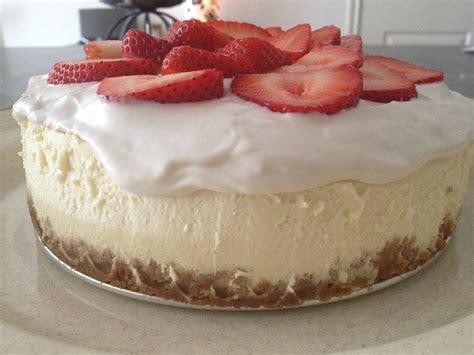 home made cheese cake birthday cheesecake austinite living the yummy life