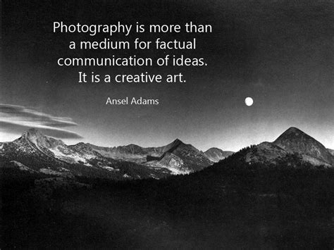 ansel adams quotes image quotes  relatablycom