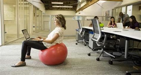 cool trick  lose weight  sitting   desk