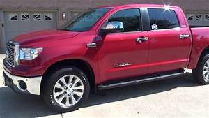 Hd Video 2013 Toyota Tundra Platinum 4x4 For Sale See