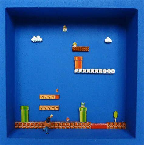 miniature super mario themed box art gadgetsin