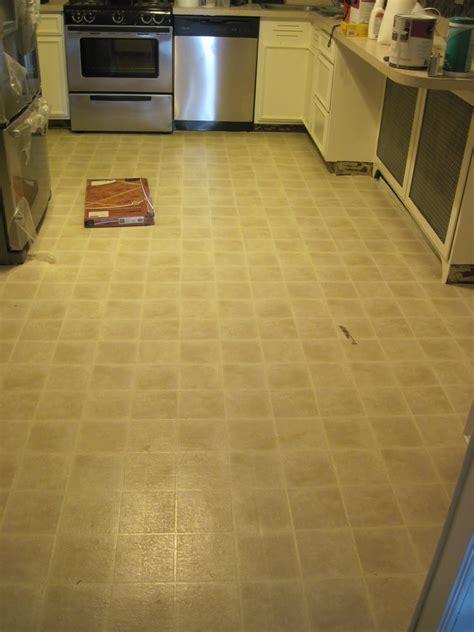 our abode kitchen floor groutable vinyl tile