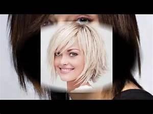 Coiffure Carre Plongeant : coiffure carr plongeant destructur youtube ~ Nature-et-papiers.com Idées de Décoration