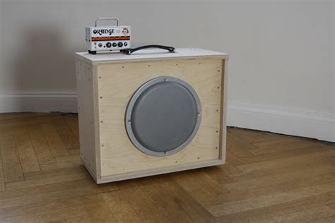 Lifier Cabinet Design by How To Build A Guitar Speaker Cabinet Smyck