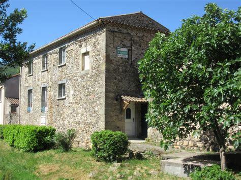 maison a vendre herault maison 224 vendre en languedoc roussillon herault le poujol sur orb dans la vall 233 e de l orb au
