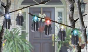 Halloween Color Changing String Lights (More Styles) Reapers