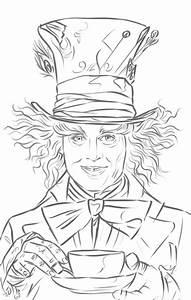 Mad Hatter (Johnny Depp) in 'Alice in Wonderland' – Latchu