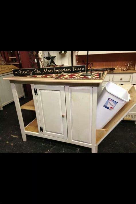kitchen island with garbage bin 17 best images about kitchen island ideas on
