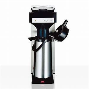Kaffeemaschine Mit Milchaufschäumer : melitta m 170 mt gastro filter kaffeemaschine inkl pumpkanne glaskolben 2 2l ger te zubeh r ~ Eleganceandgraceweddings.com Haus und Dekorationen