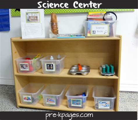 preschool science experiments lessons activities printables 330 | pre k science center