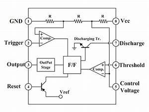 555 - Ne555 Load Resistor