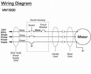 Wiring Diagram For Vn1500