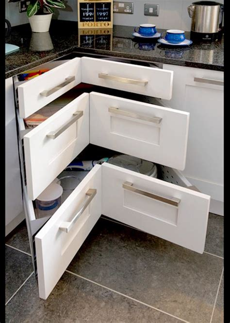 Kitchen Cupboard Ideas by Design Ideas And Practical Uses For Corner Kitchen