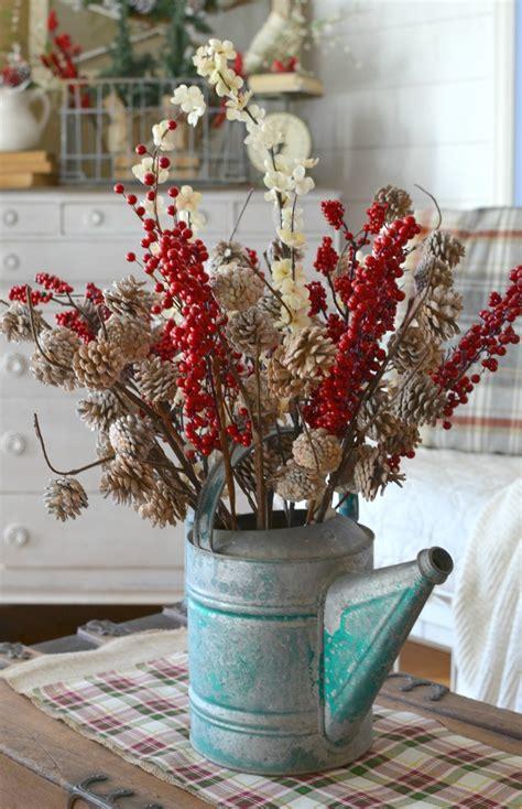 christmas tree table decoration 40 farmhouse christmas decor ideas homelovr 5039