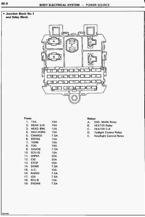 toyota townace cr27 wiring diagram wiring diagram