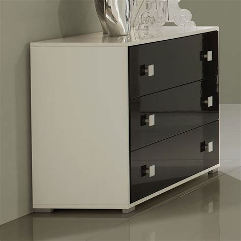 commode chambre blanche commode blanche chambre commode plage en pin massif