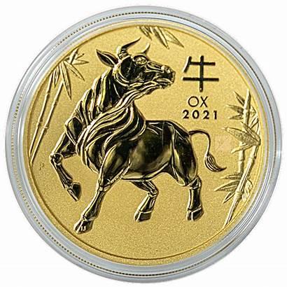 Ox Lunar Oz Australian Coins Coin Bullionstar