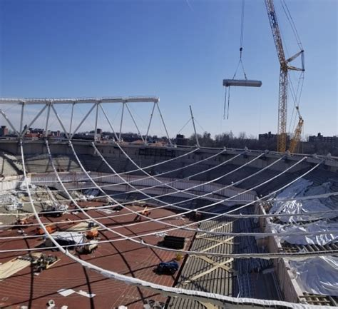 A 360-Degree View of the Carrier Dome You'll Never See Again