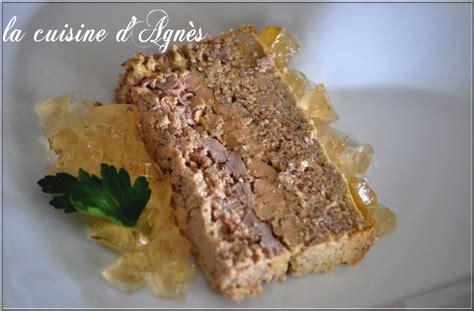 pate au foie gras p 226 t 233 de faisan au foie gras la cuisine d agn 232 sla cuisine d agn 232 s