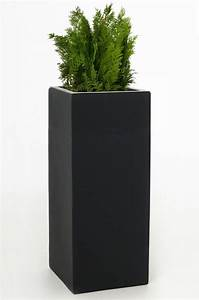 Blumenkübel Fiberglas Aussen : blumenk bel pflanzk bel fiberglas block 100 cm anthrazit ~ Sanjose-hotels-ca.com Haus und Dekorationen