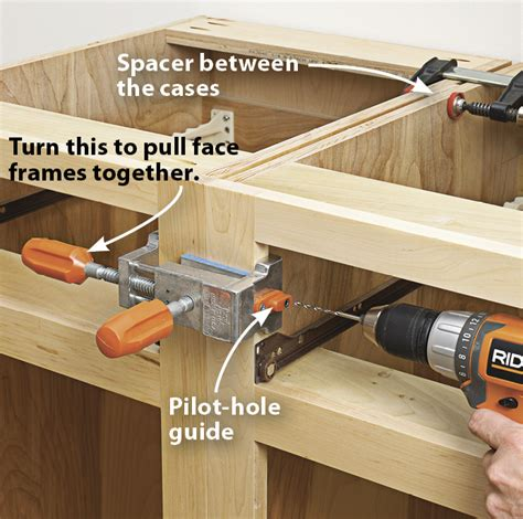 kitchen cabinet plywood cabinets the easy way wood magazine