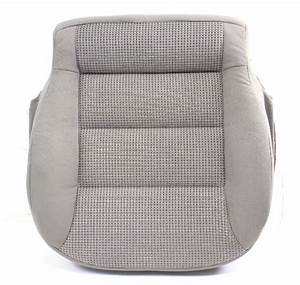 Front Seat Cushion  U0026 Cover Vw Jetta Golf Mk4 Grey Cloth