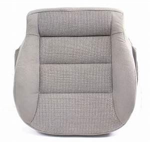 Front Seat Cushion  U0026 Cover Vw Jetta Golf Mk4 Grey Cloth
