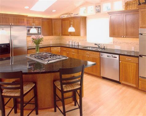 Examples Of Black Kitchen Cabinets  Video And Photos