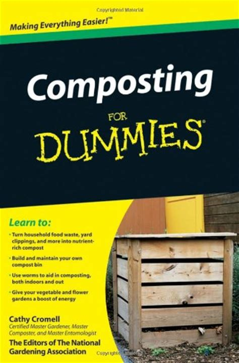 gardening all in one for dummies composting for dummies toolfanatic com