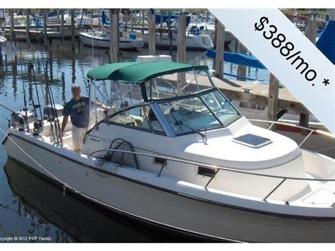 Pursuit Boats 2870 Wa by Pursuit 2870 Wa In Michigan Power Boats Used 02531 Inautia