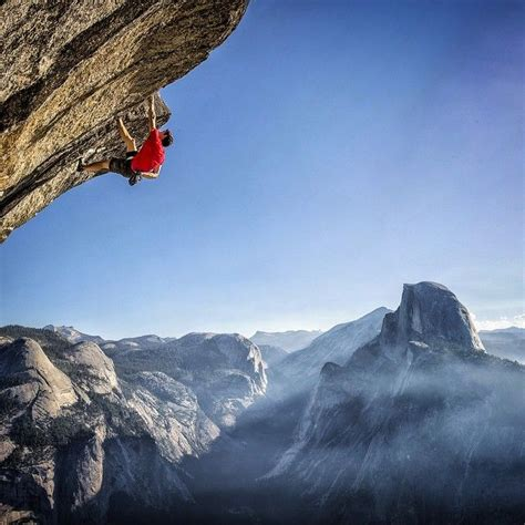 Alex Honnold Soloing Heaven Yosemite Photo Jimmy