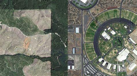 fascinating satellite view   square mile