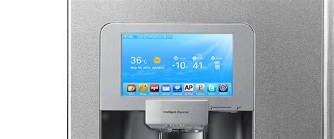 samsung rewrites  book   internet fridge gadget