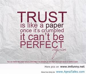 Wallpaper Desk : Trust quotes, trust quote, truth ...