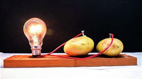 potato light bulb free energy light bulbs 220v using potato read descript