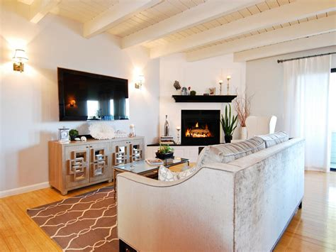 40451 modern living room with corner fireplace photo page hgtv