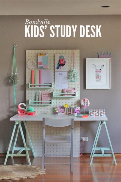 diy ikea hacks kids study spaces kids study